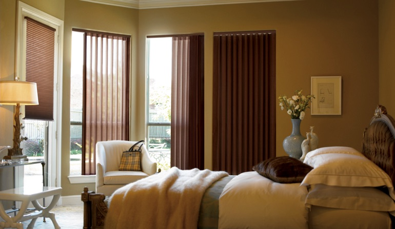 Vertical Blinds In Charlotte, NC