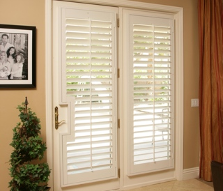 French Door Shutters In Charlotte, NC