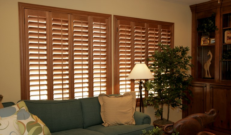 How To Clean Wood Shutters In Charlotte, NC